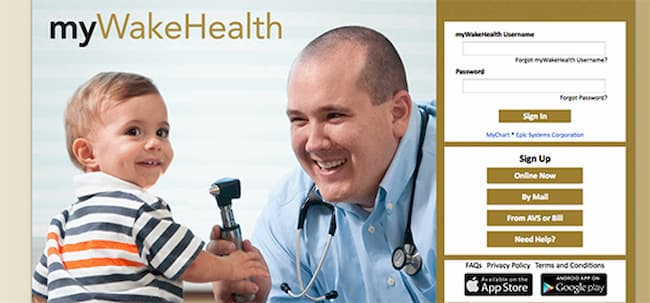 MyWakeHealth | Pay Medical Bills at www.mywakehealth.org