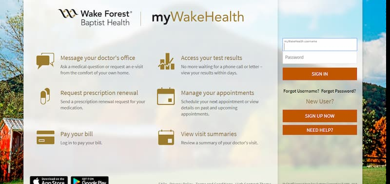 my wake health activation code